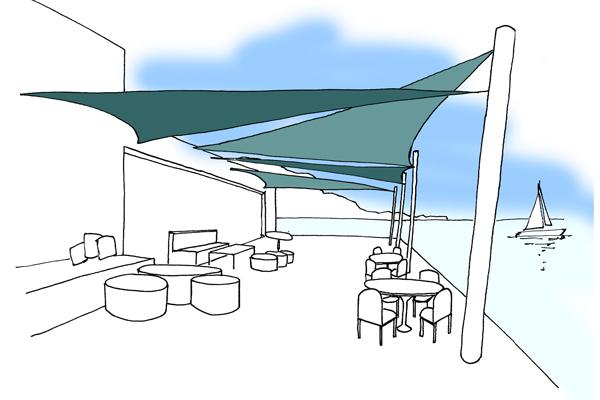 sun sail restaurant