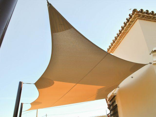 Instalación de toldos de alta calidad en Estepona